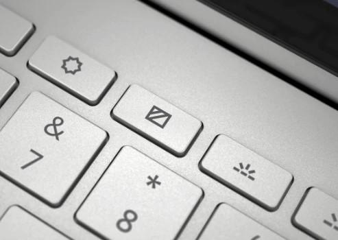 Geändertes Tastaturlayout beim HP Chromebook Elite c1030