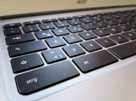 Chromebook-Tastatur