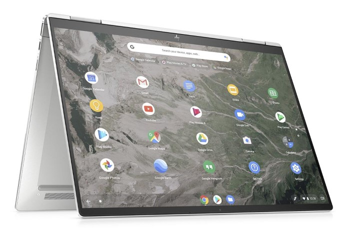 Chromebook HP Elite c1030
