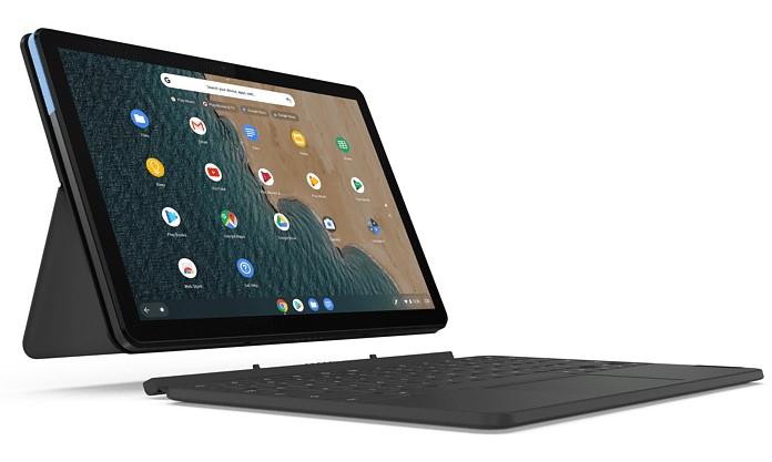 Lenovo Duet Chromebok mit abnehmbarer Tastatur