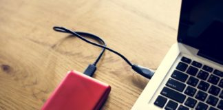 Chromebook externe Festplatte SSD