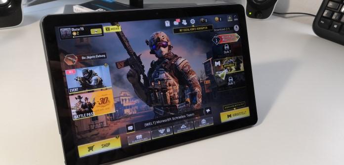 Gaming auf dem Lenovo IdeaPad Duet