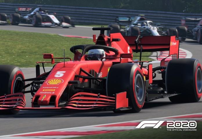 F1 2020 von Codemasters bei Stadia