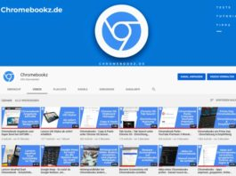 Chromebook-Videos YouTube